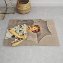 Julie Andrews, Movie Star Rug