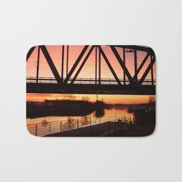 Bridge Bath Mat