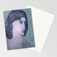 JANE BURDEN STUDY Stationery Cards