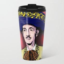 Jorge Negrete Travel Mug
