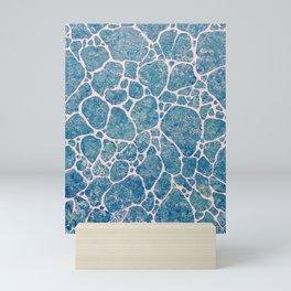 Ocean Foam Mini Art Print