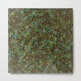 Mosaic 2 cloud Metal Print