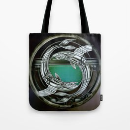 """Astrological Mechanism - Pisces"" Tote Bag"