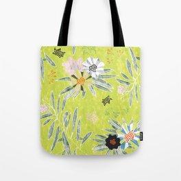 Neo Rainforest-Daybreak Tote Bag