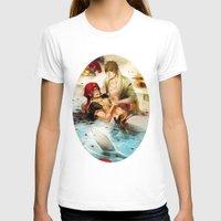 iwatobi T-shirts featuring Arabian merman by Boisson