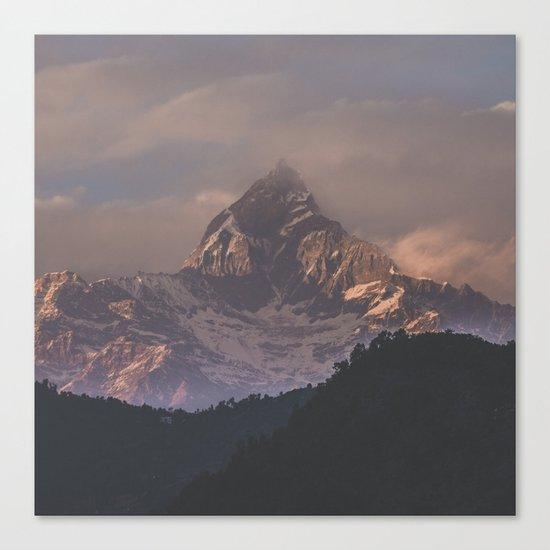 Nepal IV Canvas Print