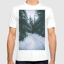 Winter Trails T-shirt
