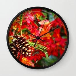 Can You Feel It? Wall Clock