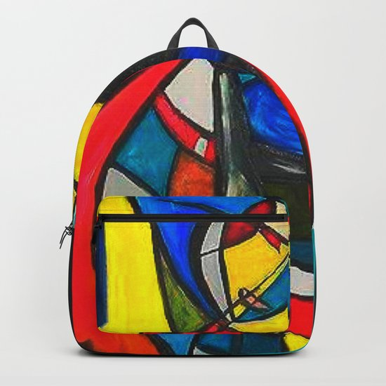 Within the Circle Backpack