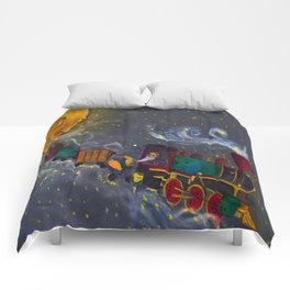 Mr. Sandman Comforters