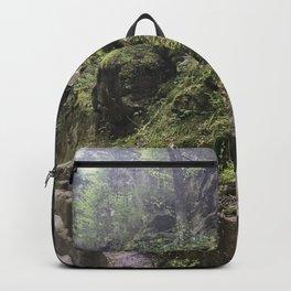Descending Grass Backpack