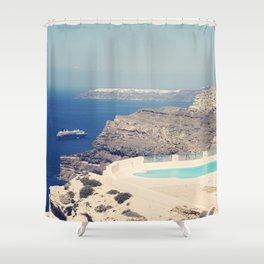 Paradise Shower Curtain
