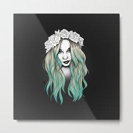 Vanessa Hudgens Metal Print