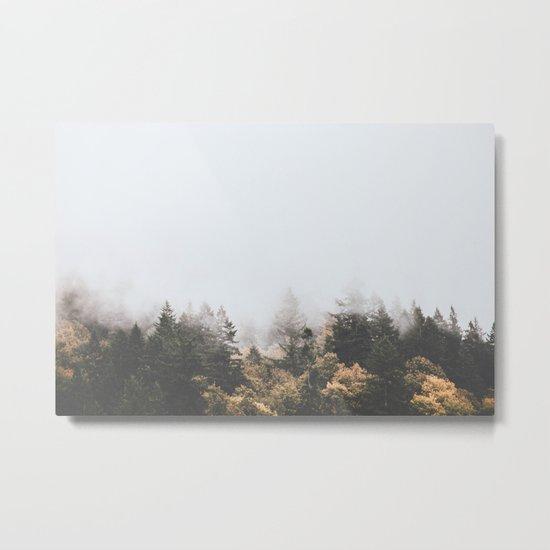 Oregon Metal Print