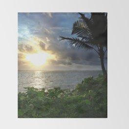 Hawaiian Light Throw Blanket
