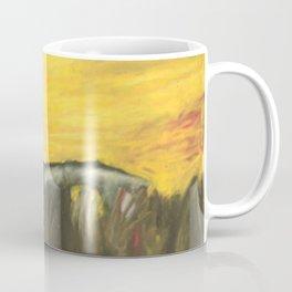 Justice Freeing Her Captives Coffee Mug