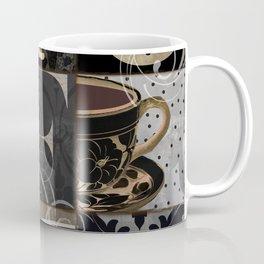 Cafe Noir Patchwork Coffee Mug