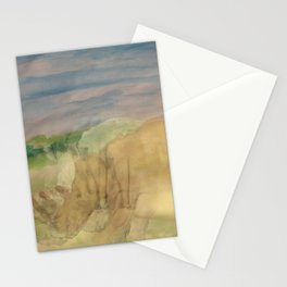 The Last Rhino Stationery Cards