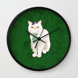 Dagoo (Green) Wall Clock