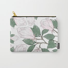 Magnolia. Carry-All Pouch