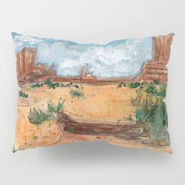 Wild West Pillow Sham