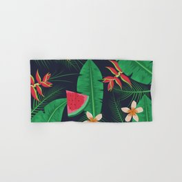 Tropical Watermelon Hand & Bath Towel
