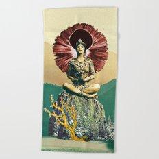 Third Jhana Beach Towel
