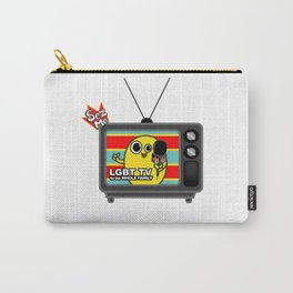 SEZ ME Broadcast Carry-All Pouch