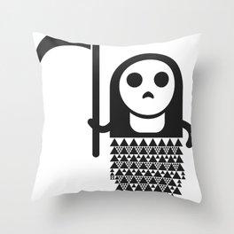 Monztar Death Throw Pillow