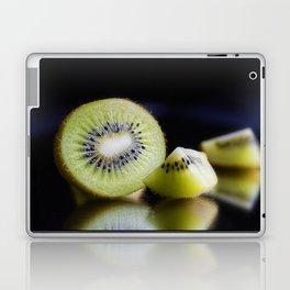 Sliced Kiwi Fruit - Kitchen or Cafe Decor Laptop & iPad Skin