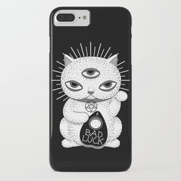 BAD LUCK iPhone Case