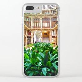 Marvellous Galleria Subalpina Clear iPhone Case