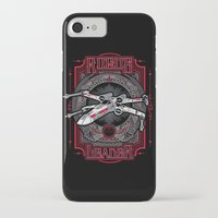 rogue iPhone & iPod Cases featuring Rogue Leader by Buzatron