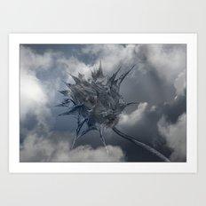 My space is my space Art Print