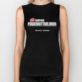 BQ - Super Power Bottom Bros Biker Tank