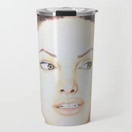Angelina Jolie Travel Mug