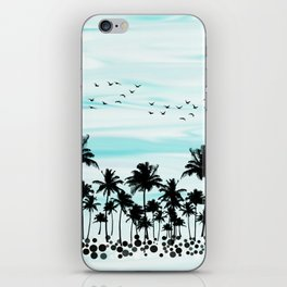 Summer vibes iPhone Skin