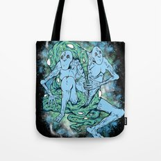 Sewn Together Tote Bag
