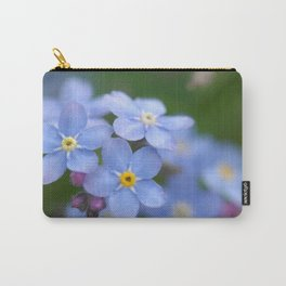 Flowers Izby Garden 4 Carry-All Pouch