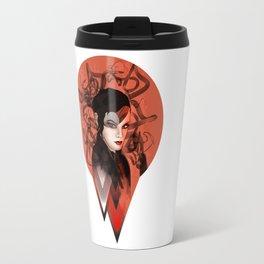 RED TRIANGLE Travel Mug
