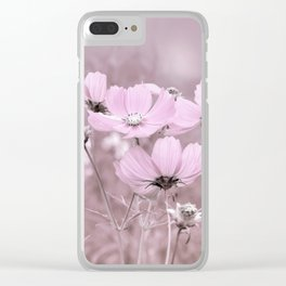 Cosmea 157 Clear iPhone Case