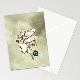 Moth 2 Stationery Cards