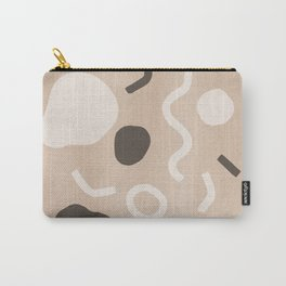 Abstract Confetti Carry-All Pouch