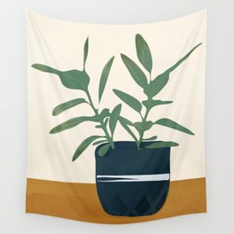 Vese Plant Wall Tapestry
