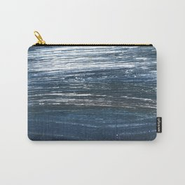 Japanese indigo Carry-All Pouch