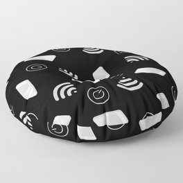 Techy Wi-Fi Floor Pillow