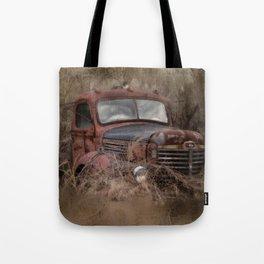 Rusty International Tote Bag