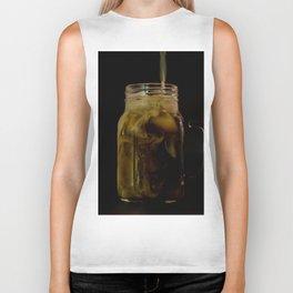 Iced coffee Biker Tank