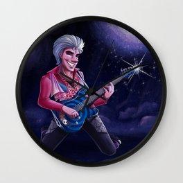 Dormouse - Rock God Wall Clock