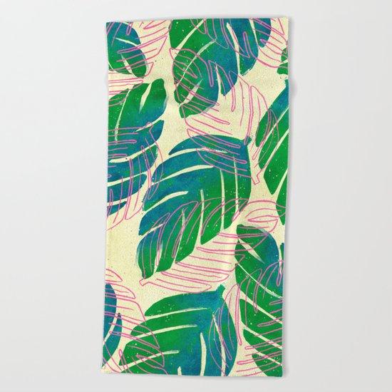 Paradiso II Beach Towel